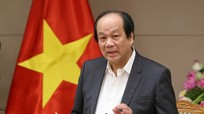 Bộ trưởng, Chủ nhiệm Văn phòng Chính phủ: 'Sai thì nhận lỗi, đừng đổ tội cho đánh máy'