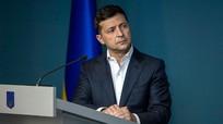 Tổng thống Zelensky Ukraine trình dự luật sửa hiến pháp về phân cấp quyền lực