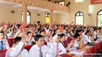 Ban Tổ chức Trung ương hướng dẫn thực hiện chính sách, chế độ đối với cán bộ thôi tái cử các cấp