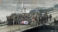 Mỹ - Hàn có thể nối lại tập trận quy mô lớn
