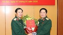 Nguyên Tư lệnh Quân khu 4 chính thức nhận quyết định Thứ trưởng Bộ Quốc phòng