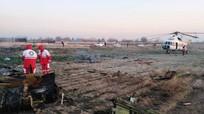 Ukraine xác nhận 176 người trên máy bay của hãng hàng không UIA rơi ở Iran đều đã thiệt mạng