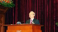 Thường trực Ban Bí thư: Kiên quyết đấu tranh việc lợi dụng tổ chức đại hội để tố cáo sai sự thật
