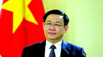 Phó Thủ tướng Vương Đình Huệ: Vận nước của chúng ta đang lên