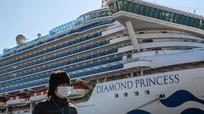 Số người nhiễm virus Corona trên du thuyền Diamond Princess tăng lên 174