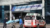 Số người nhiễm Covid-19 ở Hàn Quốc vượt quá 2.000 người
