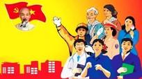 Hướng dẫn trang trí khánh tiết đại hội Đảng bộ các cấp nhiệm kỳ 2020 - 2025