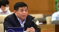 Bộ trưởng Bộ KH&ĐT Nguyễn Chí Dũng: Tập trung trình Chính phủ giải pháp chống dịch Covid-19