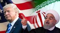 Mỹ - Iran lại 'khẩu chiến' giữa 'bão' Covid-19