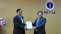 Công bố quyết định chuẩn y Bí thư Đảng ủy Bộ Y tế