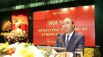 Thủ tướng Nguyễn Xuân Phúc: Bảo vệ tuyệt đối an toàn đại hội đảng bộ các cấp