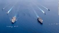 Điều 2 tàu sân bay tới Biển Đông: Mỹ muốn gửi thông điệp gì?