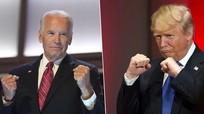 Cuộc đua và Nhà Trắng: Joe Biden dẫn trước Donald Trump tại 9/11 bang chiến địa