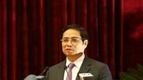 Trưởng Ban Tổ chức Trung ương yêu cầu tiếp tục siết chặt kỷ luật, kỷ cương trong công tác cán bộ