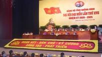 Vì mưa bão, Đại hội Đảng bộ tỉnh Quảng Bình rút ngắn thời gian từ 3 ngày xuống còn 1 ngày