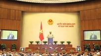 Quốc hội đặt ra chỉ tiêu năm 2021 GDP bình quân đầu người đạt khoảng 3.700 USD