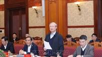 Thường trực Ban Bí thư Trần Quốc Vượng: Tập trung cao độ phục vụ Đại hội XIII của Đảng