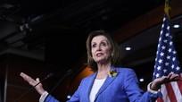 Chủ tịch Hạ viện Mỹ đòi phế truất Tổng thống Trump 'ngay lập tức'