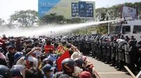 Biểu tình tái diễn, quân đội Myanmar đột kích trụ sở đảng Liên minh quốc gia vì Dân chủ