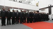 'Chính phủ, Thủ tướng Chính phủ vô cùng thương tiếc đồng chí Trương Vĩnh Trọng'