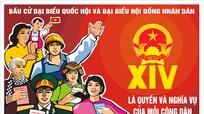 Đẩy mạnh tuyên truyền bầu cử đại biểu Quốc hội và Hội đồng nhân dân các cấp