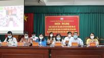 Ứng cử viên đại biểu Quốc hội, HĐND tỉnh tiếp xúc trực tuyến cử tri ở huyện Quỳnh Lưu