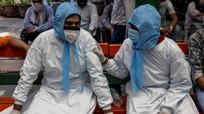 Hơn 11.400 người tử vong vì Covid-19 trong vòng 24h; Malaysia ghi nhận kỷ lục lây nhiễm