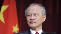 Đại sứ Trung Quốc: Quan hệ Trung - Mỹ đang ở ngã ba đường