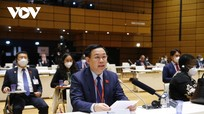 Chủ tịch Quốc hội Vương Đình Huệ: Thế giới đang phải ứng phó với 'thách thức kép'