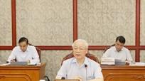 Tổng Bí thư Nguyễn Phú Trọng: Chống tiêu cực trong cả lĩnh vực tư tưởng chính trị, đạo đức, lối sống