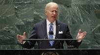 Tổng thống Mỹ Joe Biden tuyên bố chống 'nước mạnh chèn ép nước yếu'