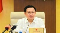 Chủ tịch Quốc hội Vương Đình Huệ: Đang khó khăn mà không tiết kiệm thì rất có lỗi với dân