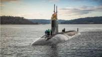 Tàu ngầm hạt nhân Mỹ đâm vào 'vật thể' ở Châu Á - Thái Bình Dương