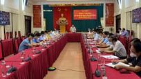 Quy định mới của Ban Thường vụ Tỉnh ủy Nghệ An về luân chuyển cán bộ