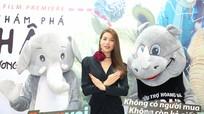 Phạm Hương lần đầu xuất hiện sau kết thúc vai trò đương kim Hoa hậu Hoàn vũ Việt Nam
