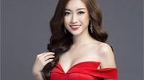 Đường cong vạn người mê của Hoa hậu Đỗ Mỹ Linh