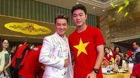 H'Hen Niê, Mr. Đàm hào hứng gặp tuyển U23 Việt Nam ở Sài Gòn