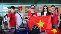 Hương Giang Idol mang hơn 100kg hành lý đi thi Hoa hậu Chuyển giới Quốc tế 2018