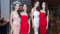 Tài sắc đối thủ của Hương Giang tại cuộc thi Hoa hậu Chuyển giới
