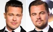 Brad Pitt lần đầu đóng phim cùng Leonardo DiCaprio