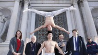 Quốc Cơ, Quốc Nghiệp gây phấn khích cho giám khảo Britain's Got Talent