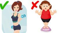 6 lưu ý giúp hạn chế tăng cân nhưng ít người biết