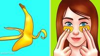 8 mẹo làm đẹp hữu ích với vỏ chuối không nhiều người biết