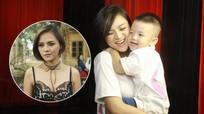 """Thu Quỳnh: """"Con trai đòi tắt TV khi thấy mẹ bị đánh trong phim"""""""