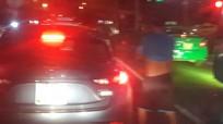 Xác định danh tính nam thanh niên dừng xe giữa phố để tè bậy tại thành phố Vinh