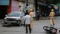 6 trường hợp vi phạm nồng độ cồn trong tuần đầu thực hiện cách ly xã hội tại Nghệ An
