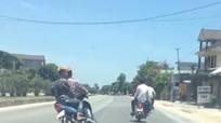CSGT Nghệ An xử phạt nguội qua hình ảnh, clip người dân cung cấp