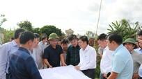 Bộ Giao thông đánh giá cao tiến độ giải phóng mặt bằng đường cao tốc Bắc - Nam đoạn qua Nghệ An
