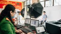 125.000 người Nghệ An đã được làm thẻ căn cước công dân