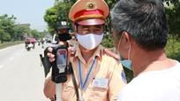 Nghệ An phát hiện 266 lái xe vi phạm nồng độ cồn, sử dụng ma túy